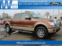100 Short Bed Truck Used 2012 Ford F150 In Corvallis OR VIN1FTFW1ETXCFA20419