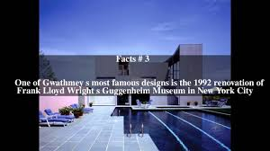100 Charles Gwathmey Top 5 Facts YouTube
