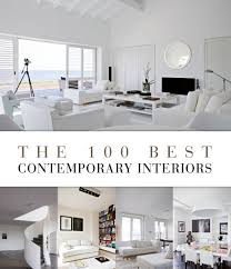 100 Contemporary Interiors The 100 Best Digital Book Only