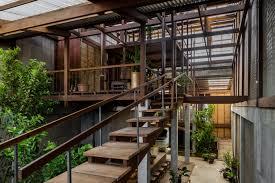 104 Architecture Of House Nishizawaarchitects In Chau Doc Divisare