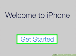How to Activate an iPhone with wikiHow