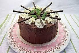 kleine after eight torte