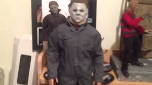 Halloween 1978 Young Michael Myers by Custom 1 4 Halloween Michael Myers Figure Review Youtube