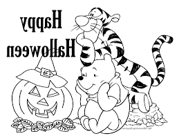Disney Channel Halloween Coloring Pages