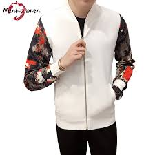 online get cheap floral bomber mens aliexpress com alibaba group