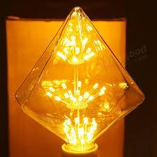 e27 3w large fireworks led edison light l bulb