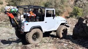 RC4WD FJ Cruiser - Rc Scale Truck Rock Crawler Trail Adventure ...