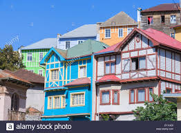 100 Houses In Chile Traditional Houses Valparaiso World Heritage Site South
