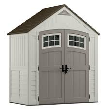 Rubbermaid Slim Jim Storage Shed Instructions by Sheds The Home Depot Canada