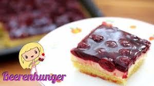 kirsch blech kuchen kirazli kek tarifi