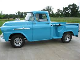 1958 Chevrolet Stepside For Sale | ClassicCars.com | CC-1140636