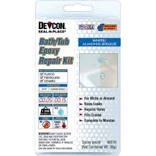 Fix Leaking Bathtub Faucet by Devcon Bathtub Epoxy Rep Repair Adhesives Ace Hardware