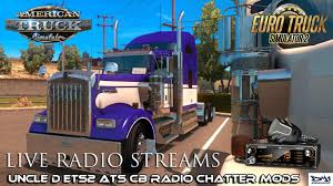 Uncle D Live CB Radio Chatter Streams For ATS » American Truck ... African American Truck Image Photo Free Trial Bigstock Trucker Cb Radio Stock Photos Images Alamy I Put A Cb Radio In My Truck Today Garage Amino Uncle D Radio Chatter V106 Ets2 Mods Euro Simulator 2 A Beginners Guide To Fullontravelcom Ats Live Stream Stations V101 Stabo Xm 4060e All Trucks English Chatter For Fun Creation Emergency Ultimate How To Find The Best For Your Fueloyal And Ham Radios Camping Chaing Channels
