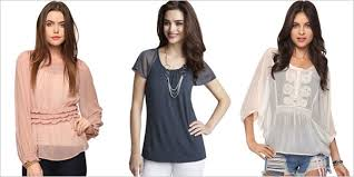 12 Simple Stylish Sheer Tops Shirts Dresses Pics For Girls