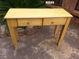 R 895 For Sale Yellow Wood Server Table