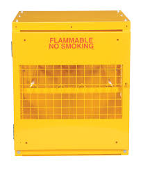 Flammable Safety Cabinets Used by Vestil Cylinder Storage Cabinets
