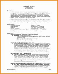 Sample Resume Business Intelligence Developer Unique Summary Examples For Students New Technical