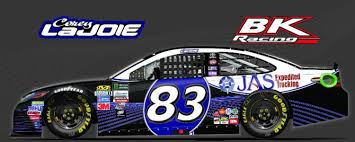 100 West Trucking JAS Expedited Heading West With BK Racing And Corey Lajoie