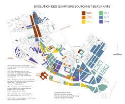 cartographie ancienne de montpellier ville de montpellier
