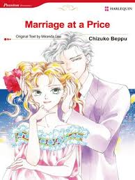 Marriage At A Price Harlequin Comics