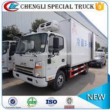 100 Refrigerator For Truck Left Hand Drive 6 Wheel 4x2 Light Duty Jac 5 Ton