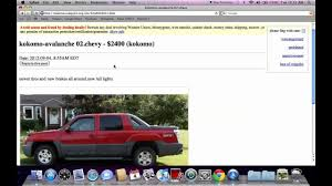 100 Chevy Trucks For Sale In Indiana Craigslist Kokomo Diana Used Cars D And Dodge
