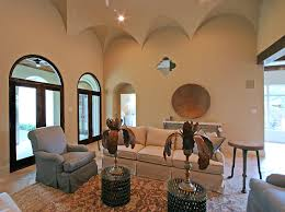 Groin Vault Ceiling Images by Bellaire Showcase Home 2007 By Watermark Builders Great Room With
