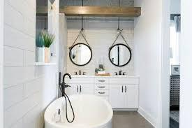 so können sie nur mit einem spiegel das badezimmer edler