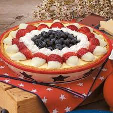 Red White and Blueberry Pie Recipe
