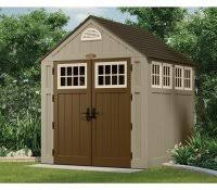 Suncast 7 X 7 Alpine Shed by Suncast Customer Service Vertical Storage Shed Costco Sutton Embly