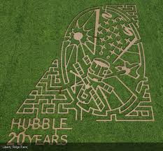 Lathrop Pumpkin Patch Maze by Crop Circles Nasa Style 7 Huge Corn Mazes With Space Age Twist