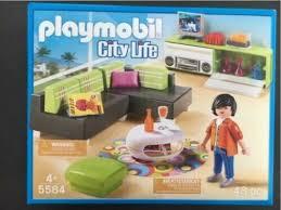 reserviert neu playmobil city wohnzimmer 5584
