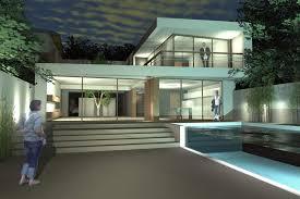construction maison de ville avec piscine sur bordeaux ha 11