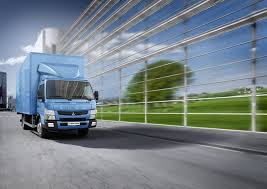 100 Fuso Truck Canter Takes Irish Of The Year 2012 Award