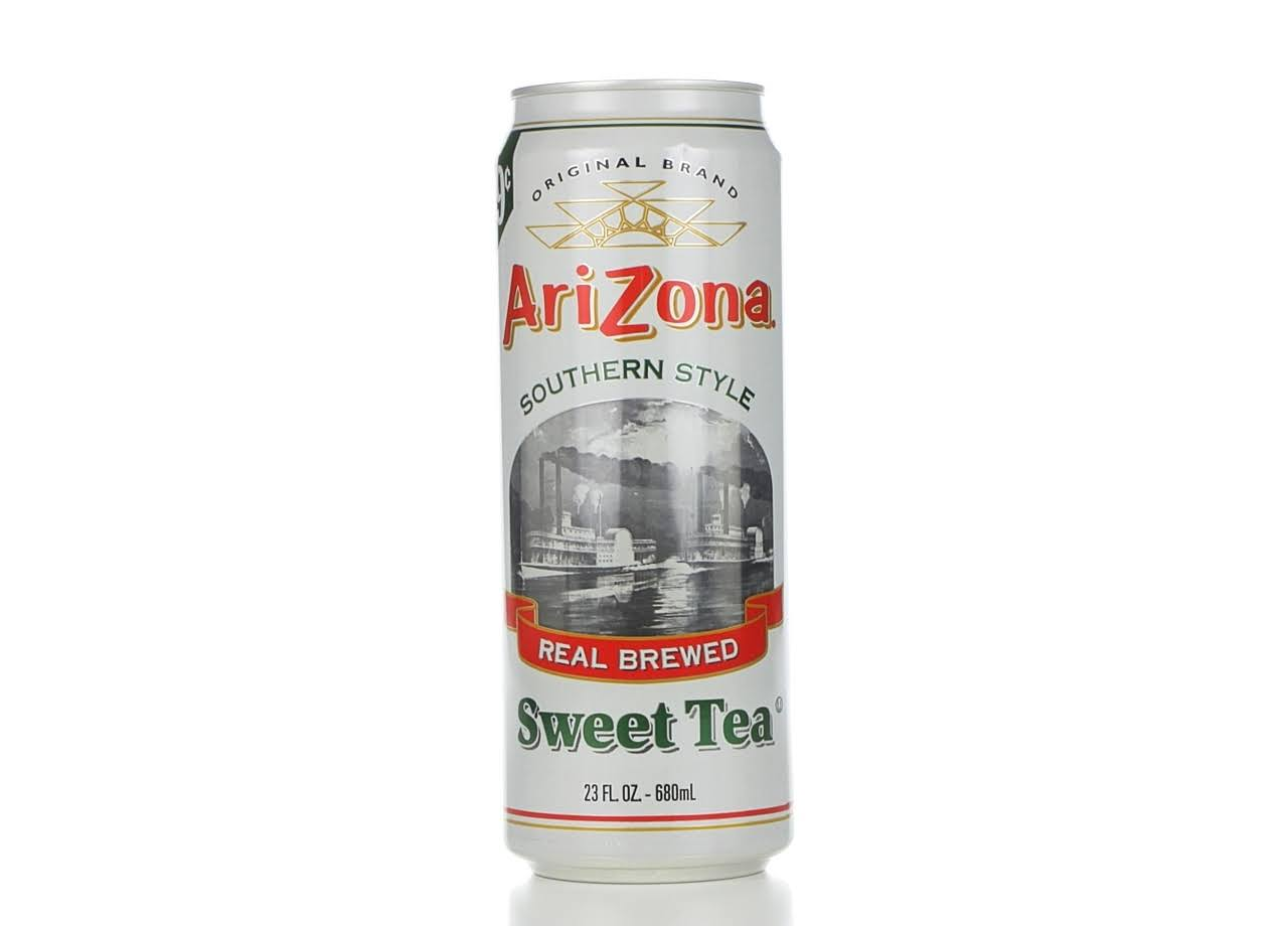 Arizona Southern Style Real Brewed Sweet Tea - 23oz