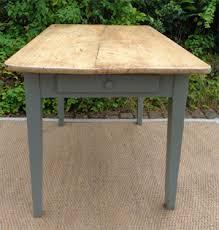 table de cuisine avec tiroir table ancienne de cuisine de pecheur