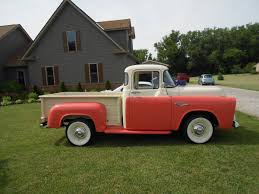 Found On Hemmings: Issue 4 - Trucks N' SUVs: Dakota Shelby, Scout 80 ... 1957 Dodge Pickup Chrome For Sale All Collector Cars File1957 Pop Truck 8218556jpg Wikimedia Commons D100 For Classiccarscom Cc1073496 Danbury Mint Sweptside 1 24 Cot Ebay Im Looking To Trade Muscle Mopar Forums Realworld Classic Trucking Hot Rod Network S72 Austin 2015 Bobs 1985 Dodge Truck Bills Auto Restoration Giant Power Wagon W100 12 Ton Rare Factory 4x4 Of At Vicari Auctions Biloxi 2017 Information And Photos Momentcar