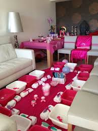Girls Spa Party Would Be Amazing For A Bridal
