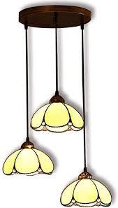 pendelleuchte höheverstellbar retro glas hängele