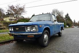 Seattle's Parked Cars: 1974 Chevrolet LUV