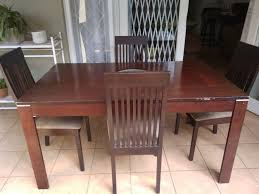 URGENT SALE Dining Room Table Amp Chairs