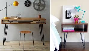 pieds de bureau les pieds en épingle mon tabouret et d autres meubles