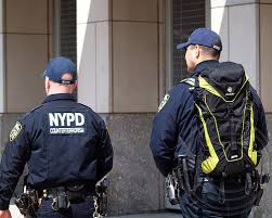 counter terrorism bureau nypd counterterrorism bureau officers yankees open flickr