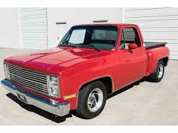 Classic Pickup Trucks For Sale In California Acceptable 1987 ...