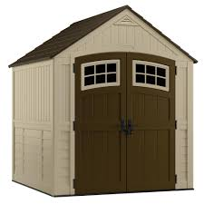 8x12 Storage Shed Ideas by Plastic Sheds Sheds The Home Depot