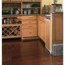 Millstead Flooring Home Depot by Millstead Maple Cacao 3 8 In Thick X 4 3 4 In Wide X Random