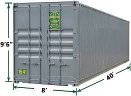 100 10 Wide Shipping Container 40 Foot Really Encourage Jumbo Rentals A B Richards