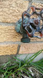 fixing an outdoor faucet with pictures