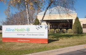 Allina Health Hastings First Street Clinic 1210 1st St W Hastings