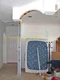 Hanging Drywall On Angled Ceiling by How To Install Door Jambs And Casing For A Bi Fold Door